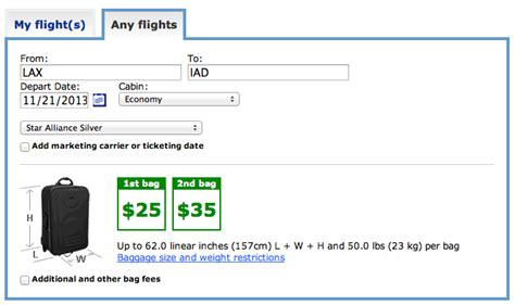 baggage fees united united airlines reduces free checked baggage allowance for