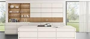 Leicht Küchen Fronten : concept 40 fl chige wandgestaltung leicht k chen berlin ~ Markanthonyermac.com Haus und Dekorationen