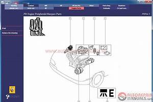 Renault Dialogys V4 55  08 2016  Full Spare Parts And