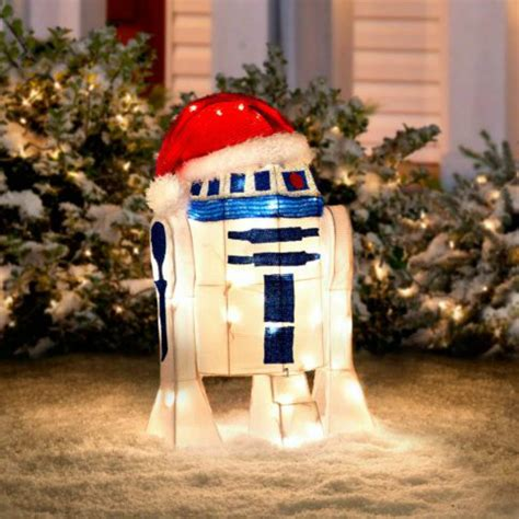 star wars lawn ornaments pee wees blog