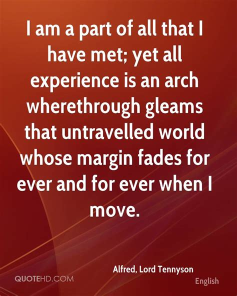 Alfred, Lord Tennyson Quotes | QuoteHD