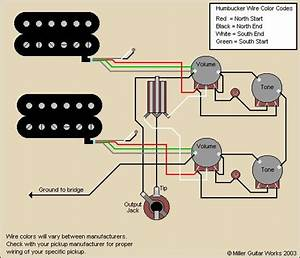 Les Paul Guitar Wiring Ground Diagram