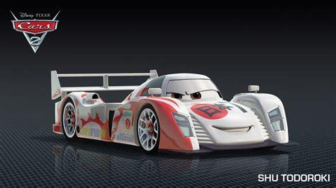 cars  character meet shu todoroki upcoming pixar