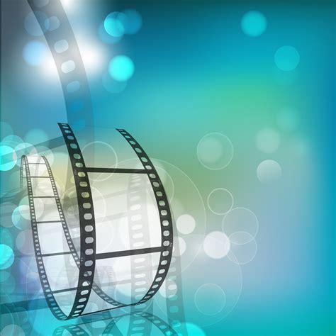 exquisite fantasy film background  vector