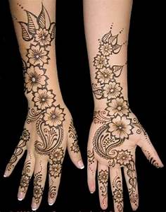 Mehndi Designs Arabic Video for Hands Simple and Easy 2013 ...