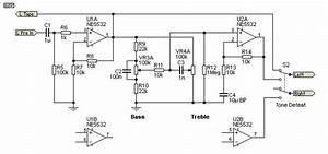 esp simple high quality hi fi preamp With tone controls