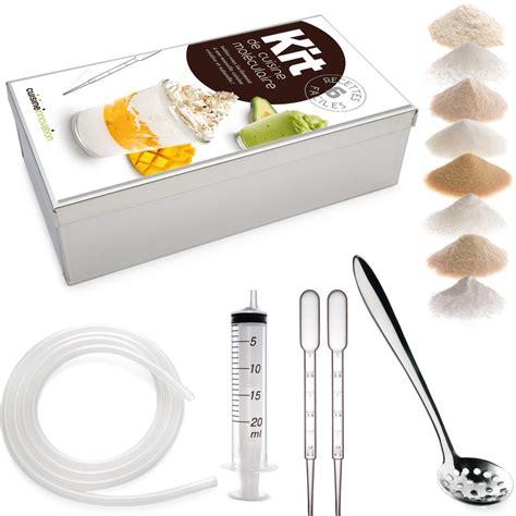 kit de cuisine idée cadeau de noël 1 le kit de cuisine moléculaire