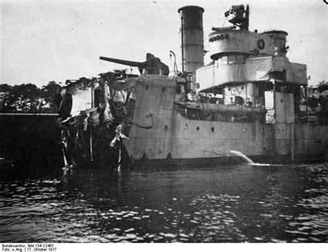 Liepāja vēstures līkločos: Pirmais pasaules karš jūrā
