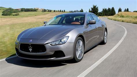 La Maserati Ghibli convertie au diesel