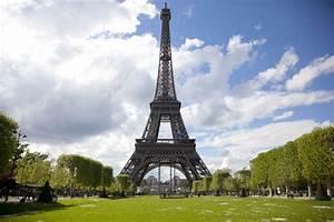 La construction de la, tour Eiffel