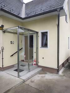Windfang Hauseingang Aus Glas : metallbau sonnleitner carports vord cher ~ Markanthonyermac.com Haus und Dekorationen