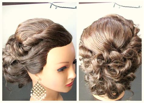 medium length prom hairstyles hairstyle  women man