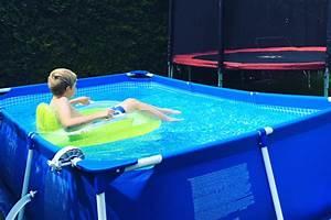 Swimmingpool Zum Aufstellen : ein kleiner swimmingpool f r den garten das solltet ihr ~ Watch28wear.com Haus und Dekorationen