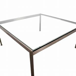 90 off geiger geiger metaland glass coffee table tables With glass coffee table price