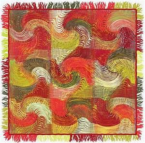 Teppich Bunt Gestreift : patchwork weben bunt gestreift grunge plaid mit fransen vektorgrafik colourbox ~ Indierocktalk.com Haus und Dekorationen