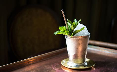 mint julep punch the magic and mythology of the mint julep