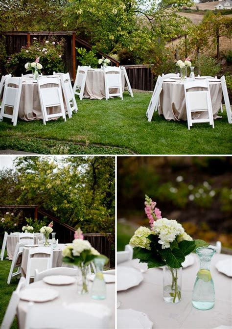 Table Shower Atlanta by Hydrangeas In Jars And Water Pitchers On Each Table