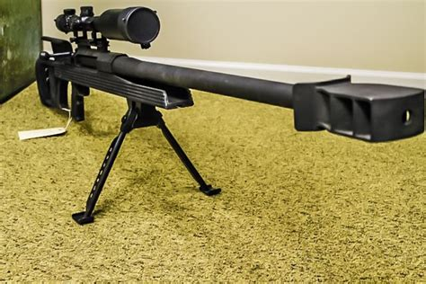 Armalite 50 Bmg by Armalite Model Ar 50 50 Bmg 30 Quot Barrell Adjustable