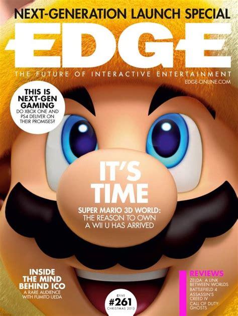 mario super 3d magazine bros luigi gaming covers wii nintendo superluigibros kart edition release european