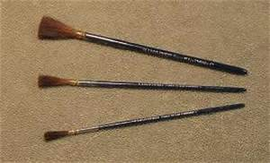 Luco brown quills 95 for Luco lettering brushes