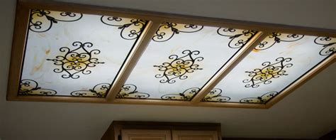 decorative light panel covers diffusers fluorescent