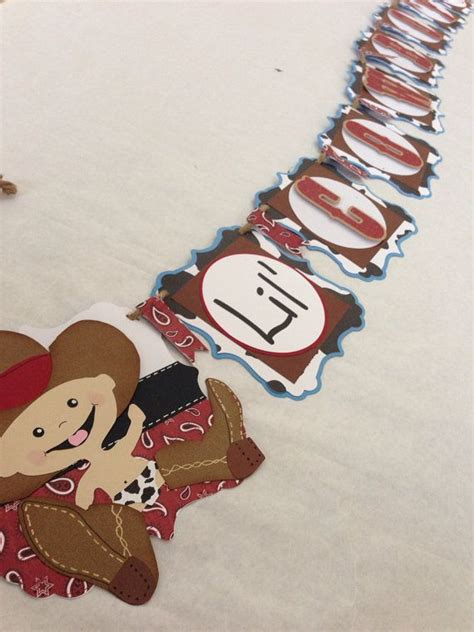 Custom Baby Cowboy Little Cowboy Baby Shower Party For