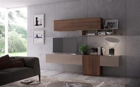 catalogo mobil discount soggiorno moderno componibile sospeso giessegi 522 living