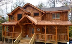 one bedroom cabin plans copper river naturecraft homes