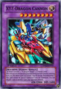 xyz dragon cannon yu gi oh it s time to duel