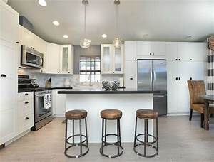 Malibu, Mobile, Home, With, Lots, Of, Great, Mobile, Home, Decorating, Ideas