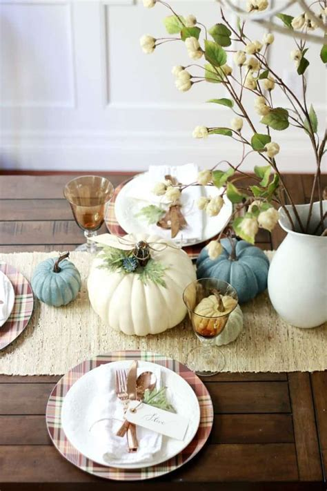 30 charming white pumpkin fall decorations for a festive design ideas