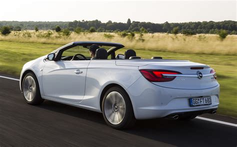 Opel Convertible by Buick Convertible Is Essentially Identical To Opel Sibling