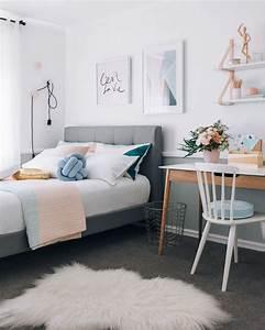 deco chambre fille ado en 7 idees inspirantes modernes et With deco design chambre fille