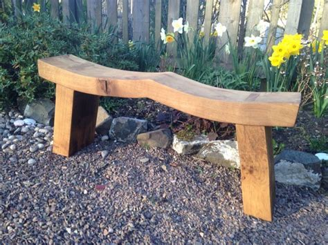 zen bench zen bench rustic garden benches scotland by jem