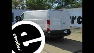 Install Trailer Wiring 2015 Ford Transit T150 C56249