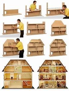Barbie Haus Selber Bauen : die besten 25 barbie villa ideen auf pinterest ~ Lizthompson.info Haus und Dekorationen