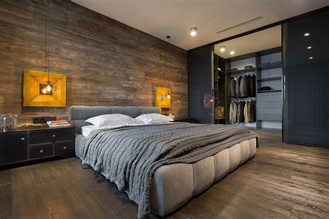deco chambre homme high end bachelor pad design stunning loft in kiev by