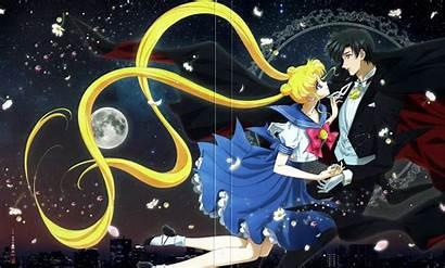 Sailor Moon Tuxedo Mask Crystal Usagi Anime