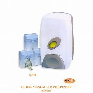 Manual Soap Dispenser  800ml