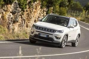 Essai Jeep Compass 2017 : essai jeep compass diesel 4x2 2017 l 39 argus ~ Medecine-chirurgie-esthetiques.com Avis de Voitures