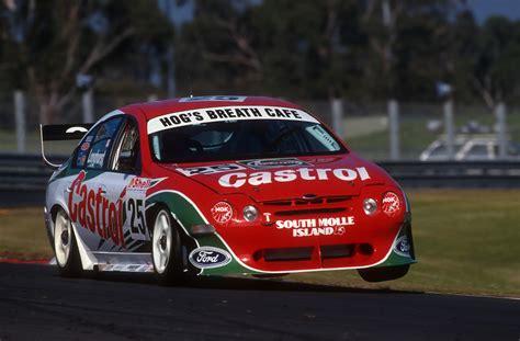 Brad Jones Racing's First V8 Supercar