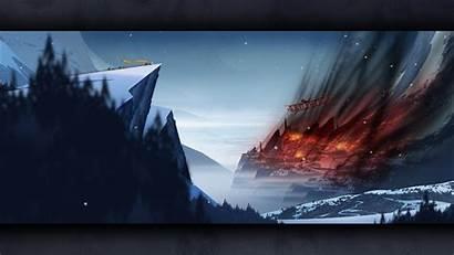 Banner Saga Wallpapers Concept Desktop Eurogamer Wallpapersafari