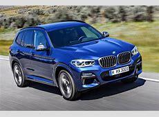 Parkolóhelyet is foglal magának az új BMW X3as – de nem