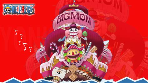 Yonkou Big Mom Ship One Piece Wallpaper #618