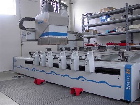 homag baz  venture  wood cnc machining centre exapro