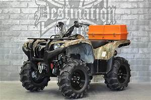 2009 Yamaha Grizzly 700 Sold