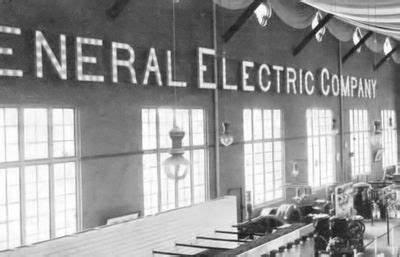 Edison Electric Light Company by Theymadethat Edison General Electric Company