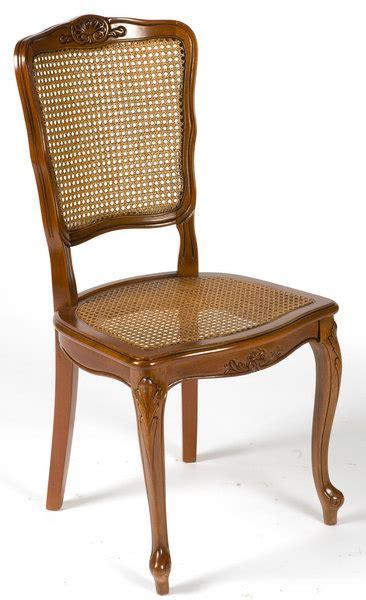 chaises de style chaise style régence cannée chaise en bois vente meuble