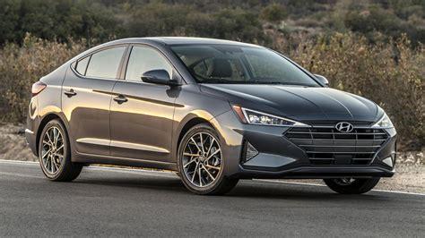 2019 Hyundai Elantra by 2019 Hyundai Elantra Is Acutely Triangulated Roadshow