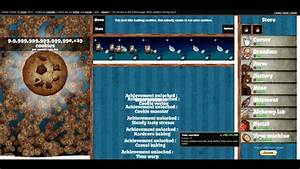How To Cheat On Cookie Clicker V10466 Youtube